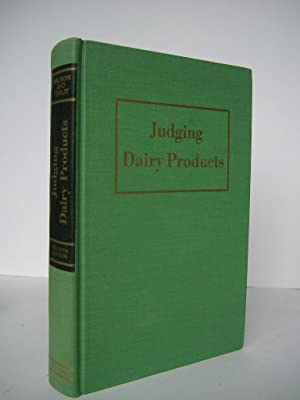 Judging Dairy Products: Nelson, John A.;