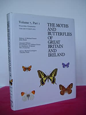 THE MOTHS AND BUTTERFLIES OF GREAT BRITAIN: Emmet, A Maitland;