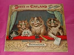 DAYS IN CATLAND with Louis Wain (Father: Burnaby, Arthur