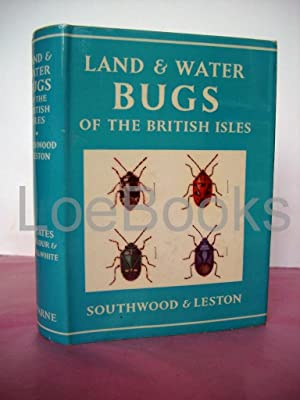 LAND AND WATER BUGS OF THE BRITISH: Southwood, T. R.