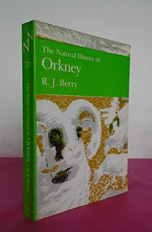 New Naturalist No. 70 THE NATURAL HISTORY: Berry, R. J.