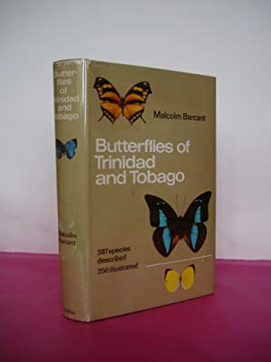 BUTTERFLIES OF TRINIDAD AND TOBAGO: Barcant, Malcolm