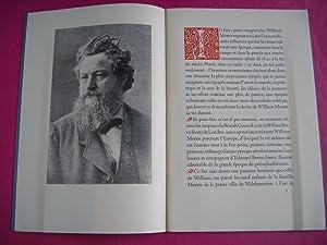 William Morris (1834-1896): Poete, Ecrivain, Esthe, Renovateur: Tschan, Andre