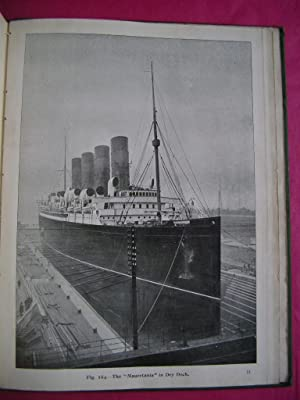 "The Cunard Express Liner ""Mauretania"" [The Shipbuilder Special Number]: Hood, A. G.; ..."
