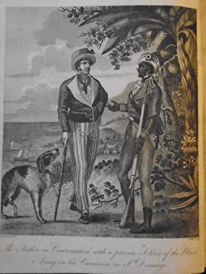AN HISTORICAL ACCOUNT OF THE BLACK EMPIRE OF HAYTI: Comprehending a View of the Principal Transac...
