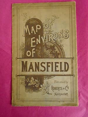 MAP OF ENVIRONS OF MANSFIELD