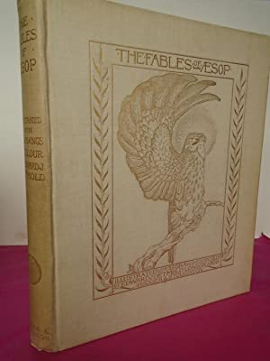 THE FABLES OF AESOP Illustrated with 25: Aesop