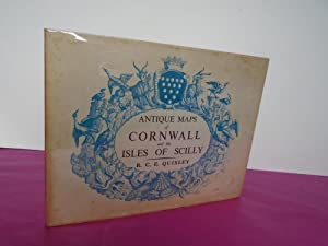 ANTIQUE MAPS OF CORNWALL AND THE ISLES OF SCILLY