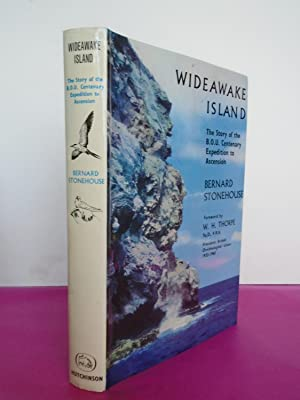 WIDEAWAKE ISLAND THE STORY OF THE B.O.U CENTENARY EXPEDITION TO ASCENSION