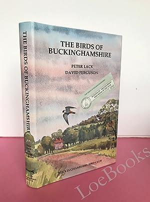 The Birds of Buckinghamshire: Peter Lack, David
