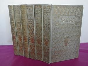 The Novels of Jane Austen in richly: Austen, Jane
