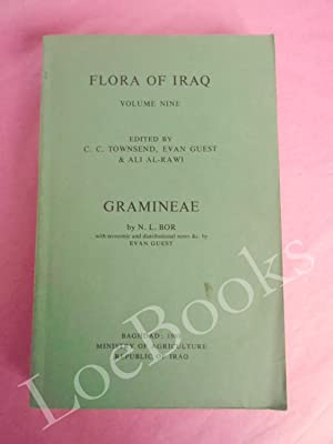 FLORA OF IRAQ VOLUME NINE GRAMINEAE [: N. L. BOR;