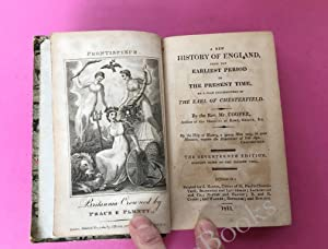 A NEW HISTORY OF ENGLAND, FROM THE EARLIEST PERIOD TO THE PRESENT TIME. ON A PLAN RECOMMENDED BY ...