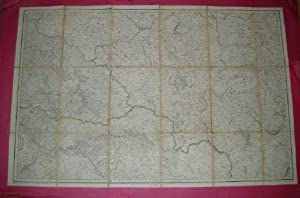 INDIAN ATLAS Sheet No. 73, Scale 4 Miles= 1 inch. Parts of Districts Amraoti & Wim, Indur & Sirpu...
