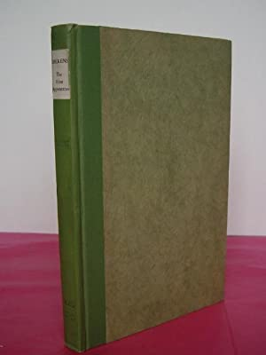 DICKENS POSITIVELY THE FIRST APPEARANCE A Centenary: Darton, F. J.