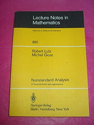 Nonstandard Analysis: A Practical Guide with Applications