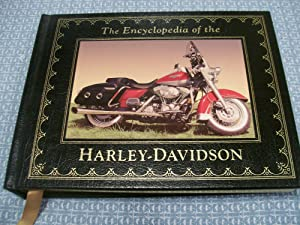 The Encyclopedia of the Harley-Davidson (Easton Press Edition): Henshaw, Peter and Ian Kerr