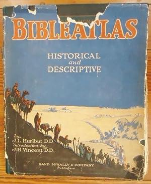 Bible Atlas A Manual of Biblical Geography: Hurlbut, Jesse