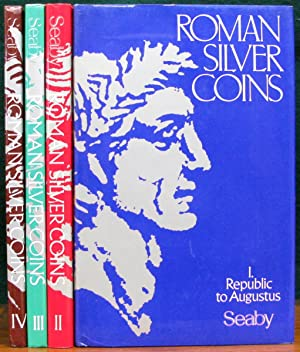 ROMAN SILVER COINS. Revised by David R.Sear: SEABY, H.A.