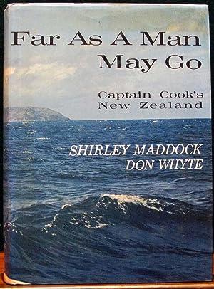 FAR AS A MAN MAY GO. Captain: MADDOCK, Shirley. &
