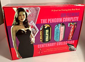 James Bond The Penguin 007 Collection -: FLEMING, Ian