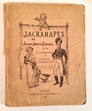 Jackanapes with Illustrations by Randolph Caldecott