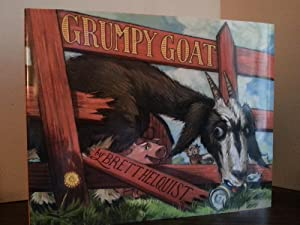 GRUMPY GOAT ** S I G N E D ** // FIRST EDITION //