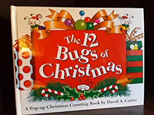 The 12 BUGS of CHRISTMAS * S I G N E D * - FIRST EDITION -