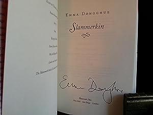 Slammerkin ** S I G N E D **: Donoghue, Emma