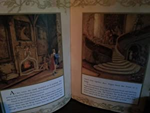 The Sleeping Beauty - FIRST EDITION -: Yolen, Jane (Illustrated by Ruth SANDERSON)