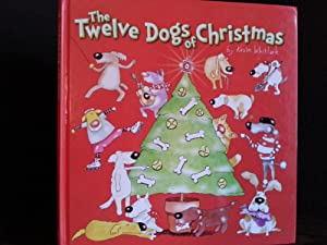 The Twelve Dogs of Christmas * S I G N E D * //FIRST EDITION //