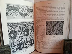 Sewing Materials: Development of Textiles, Cotton, Linens, Wools, Silks, Laces: Woman's Institute