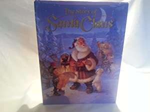 The Story of Santa Claus - FIRST EDITION - w/Jacket: Elf, Scribbler