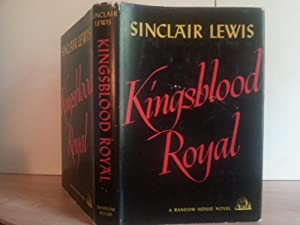 Kingsblood Royal - FIRST EDITION