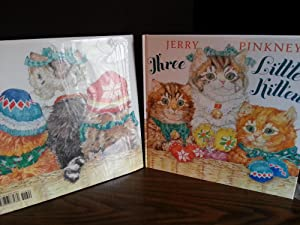 Three Little Kittens * S I G N E D * // FIRST EDITION //