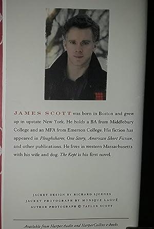 The Kept *S I G N E D * - FIRST EDITION -: Scott, James