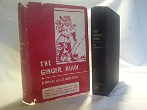 THE GINGER MAN (FIRST EDITION_: Donleavy, J. P.