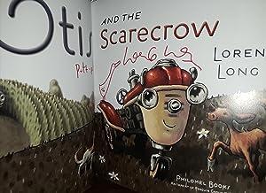 Otis And The Scarecrow ** S I G N E D **: Long, Loren