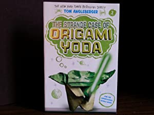 The Strange Case of Origami Yoda # 1 * SIGNED* - FIRST EDITION