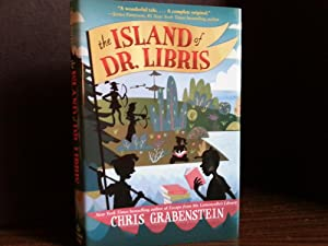 The Island of Dr. Libris * S I G N E D * - FIRST EDITION -