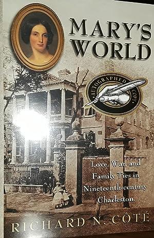 Mary's World ** S I G N E D **: Cote, Richard N.