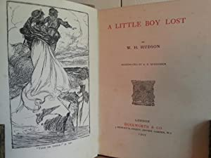 A Little Boy Lost: Hudson, W. H.