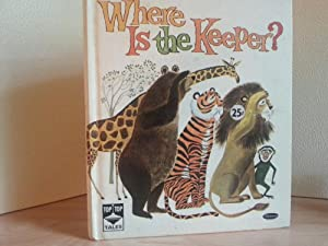 Where Is The Keeper? // FIRST EDITION //