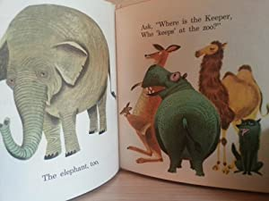 Where Is The Keeper?: Watts, Mabel (Illustrated by Art SEIDEN)