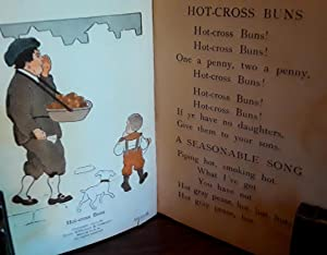 Tommy Snooks and Other Mother Goose Rhymes: Wright, Blanche Fisher - ILLUSTRATOR