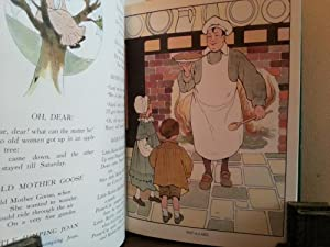The Real Mother Goose: Wright, Blanche Fisher - ILLUSTRATOR