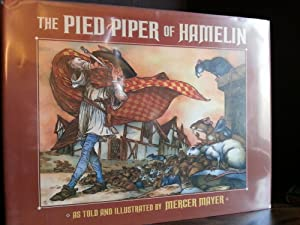 The Pied Piper of Hamelin // FIRST EDITION //