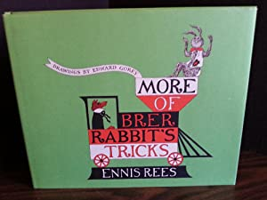 More of Brer Rabbit's Tricks ** S I G N E D ** - FIRST EDITION -