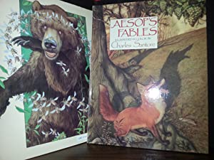 Aesop's Fables - FIRST EDITION -