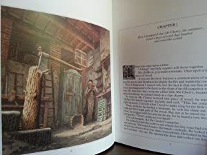 The Adventures of Pinocchio - (FIRST EDITION): Collodi, Carlo - ILLUSTRATED by Roberto INNOCENTI